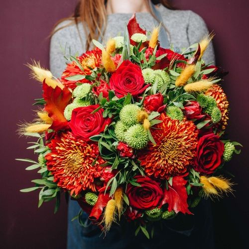 Сайты краснодарский доставка цветов, букет из синих голубых и черных роз